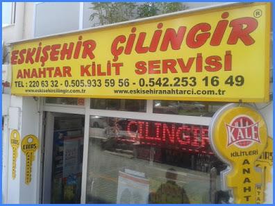 Eskişehir Çilingir Net